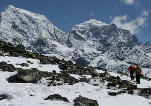 Everest Sherpa-land 3 Passes Trekking