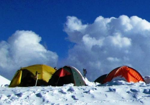 Mt.Manaslu 8163m Expedition